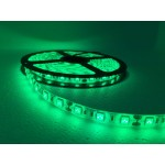 5050 60LED Stripe Light 5M/roll DC12v (Green) - Waterproof