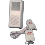 Independently Intelligent PIR Sensor Alarm JS-312