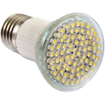 E27 5W 60LED Light Bulb - White
