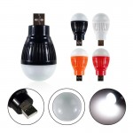 Mini USB Bulb 1W (White)
