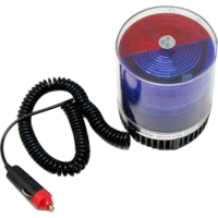 Strobe Revolving Light ( Red&Blue)