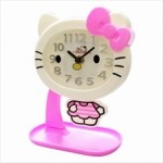 Hello Kitty Tick Tock Clock
