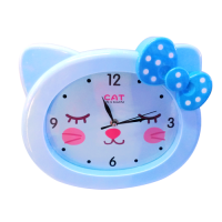 AY 15103 Cat Clock