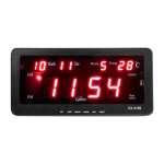 LED Digital Clock CX-2158