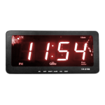 LED Digital Clock CX-2159