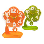 Meidi Clock - Flower Shape