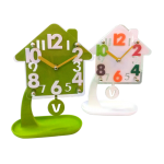 Meidi Clock - House Shape