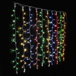 1.5 x 1.5 Meter Curtain Light ( Multi )