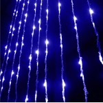3 x 3 Meter Water Flow Light ( Blue )