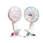 Rechargeable Rotating Mini Clip Fan 988