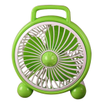 Mini Rotating Wheel Table Fan HJ-8-8 II