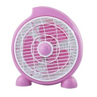 Mini Rotating Wheel Table Fan HJ-9-10-II