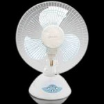 Rechargeable Fan with LED HK-680