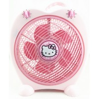 Hello Kitty Fan with Timer