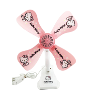 Hello Kitty Clip Fan F-002
