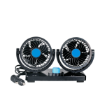 MIKOMI Double-Headed Vehicle Fan MK-T303