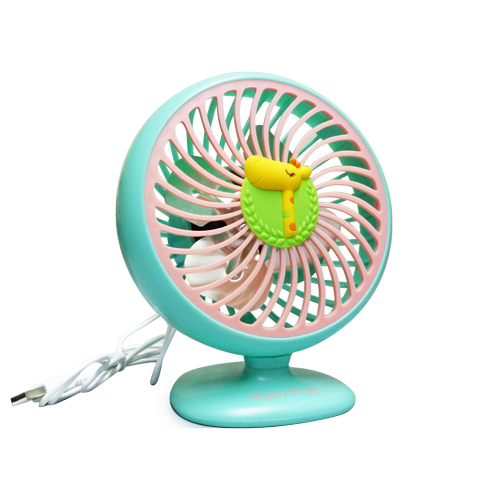 Mini Cartoon USB Fan