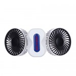 Couple Portable Rechargable Fan