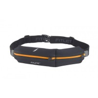 Expandable Waist Pouch Belt Double Zipper Shorts Padded bag