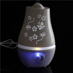 Flower Air Humidifier (White)
