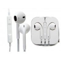 Apple i Phone5 iphone 5 4 4s 3 3gs Earphone with Mic & Vol Control