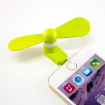 Mini OTG fan ( Android / Iphone)
