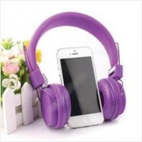 Colourful Portable Headphone EX09i