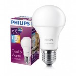 PHILIPS Scene Switch 9.5-60W E27 3000/6500K