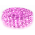2 Pin Rope Light ( Pink ) - Per Meter