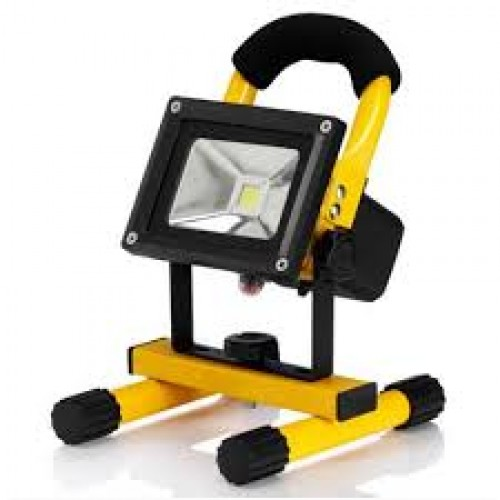 Led Flood Light Rechargeable 20w: LED Rechargeable Flood Light