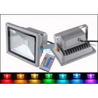 LED Spotlight 20W - RGB