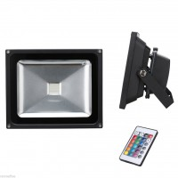 LED Spotlight 30W - RGB
