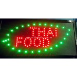 LED Sign Board - Thai Food