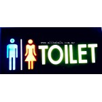 LK Sign Board - Toilet