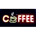 LK Sign Board - Coffee