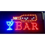 LED Sign Board - Bar