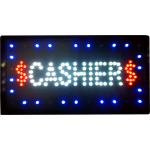 LED Sign Board - Cashier