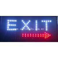 LED Sign Board - Exit