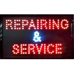 LED Sign Board - Repairing & Service
