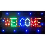 LED Sign Board - Welcome 2