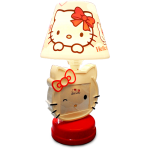 Hello Kitty Table Lamp with Photo Frame