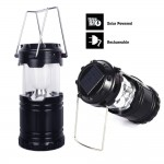 SH-5900T 1W+6LED Rechargeable Camping Light