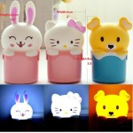 LED Mini Cartoon Night Lamp