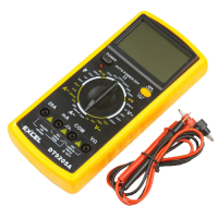 Digital Voltmeter Ammeter Ohm Test Meter Multimeter DT9205A