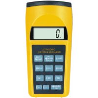 Ultrasonic Distance Measurer W/Laser Point TT-1005