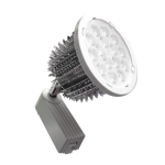 LED Track Light 15W (White / Warm White)