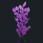 1.2 Meter Leaf Tree (Purple)