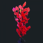 1.2 Meter Leaf Tree (Red)