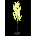 1.2Meter Fiber Optic Flower Tree(Yellow)